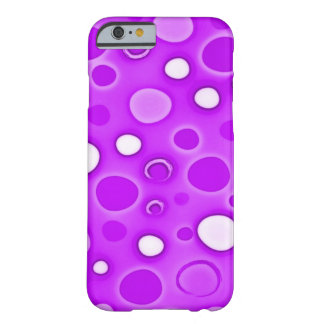 Pois pourpre de lucette coque iPhone 6 barely there