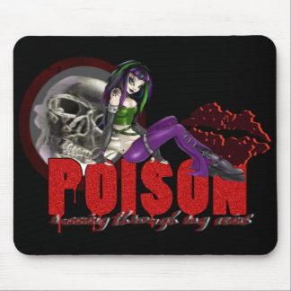 poison tapis pour souris. Black Bedroom Furniture Sets. Home Design Ideas