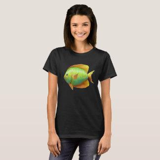 Poissons tropicaux 02 t-shirt