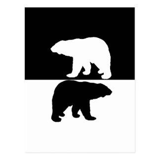 Polarbear Carte Postale