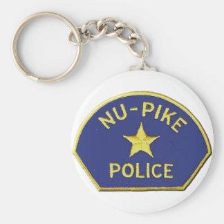 Police de NU-Pike Porte-clés