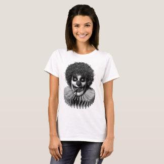 Polisson le T-shirt de base des femmes de clown