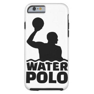 Polo d'eau coque iPhone 6 tough