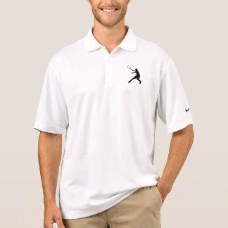 Polo Polo convenable de tennis de Nike Dri avec le logo