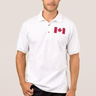 Polo Polo de Gildan Jersey des hommes du Canada