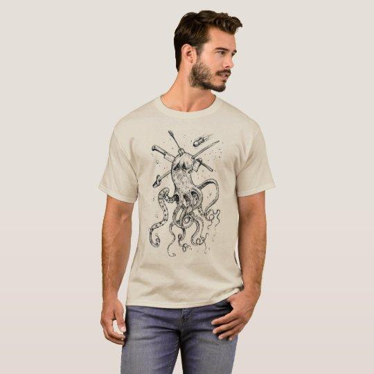 Polpo Killer Color Version T-shirt