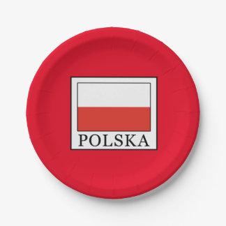 Polska Papieren Bordje