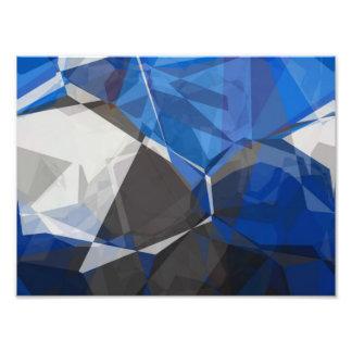 Polygones abstraits 251  tirage photo