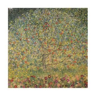Pommier Par Gustav Klimt, art vintage Nouveau