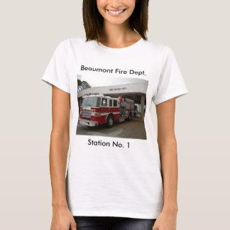 Pompiers de Beaumont T-shirt