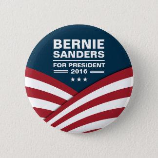 Ponceuses de Bernie pour le président 2016 Badge Rond 5 Cm