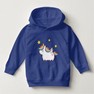 Poney de licorne pull à capuche