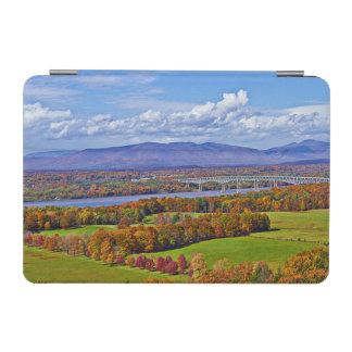 Pont de Rhinecliff en automne Protection iPad Mini