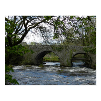 Pont d'Elmgrove dans le birr - Irlande Cartes Postales