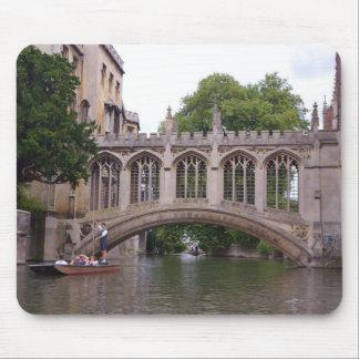 Pont des soupirs, Cambridge Tapis De Souris
