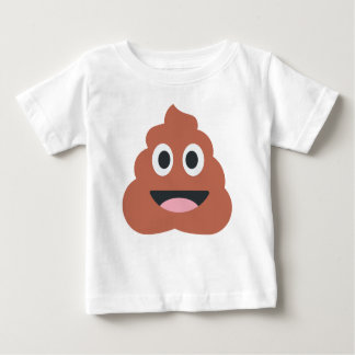 Pooh emoji baby t shirts