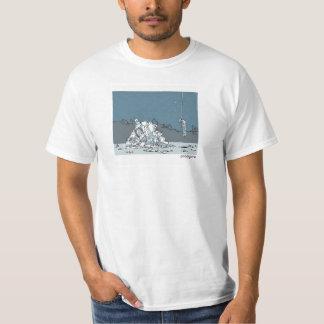 poopy duikert-shirt t shirt