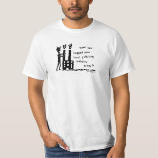 poopy hebben u gekoesterde t-shirt