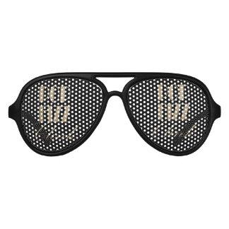Pop van de Vooravond van het nieuwjaar bruist de Aviator Zonnebril