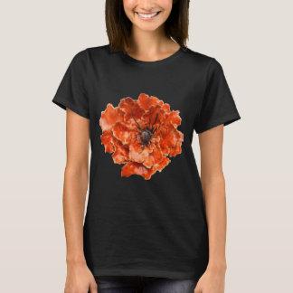 Poppie rouge t-shirt