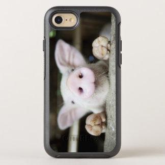 Porc de bébé dans le stylo, porcelet coque OtterBox symmetry iPhone 8/7
