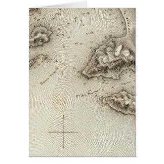 Port de carte d'Acapulco