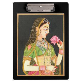 Porte-bloc Art de Mughal