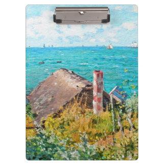 Porte-bloc Claude Monet le cabine aux beaux-arts de