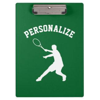 Porte-bloc Coutume personnalisée d'accessoire d'entraîneur de