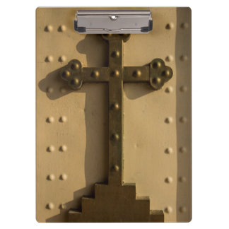 Porte-bloc Croix religieuse chrétienne, Irak