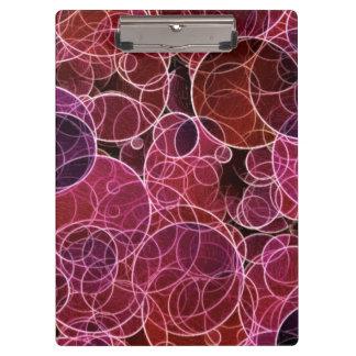Porte - bloc de motif de Pink_Purple_Red