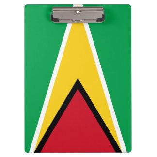 Porte-bloc Drapeau de la Guyane