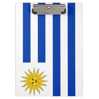 Porte-bloc Drapeau de l'Uruguay