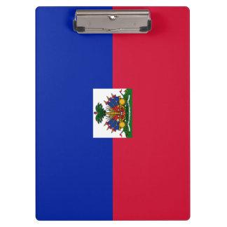 Porte-bloc Drapeau du Haïti