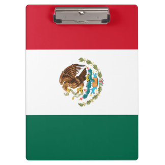 Porte-bloc Drapeau du Mexique
