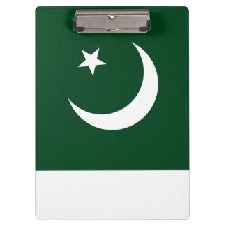 Porte-bloc Drapeau du Pakistan