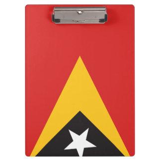 Porte-bloc Drapeau du Timor oriental