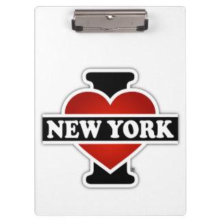 Porte-bloc I coeur New York