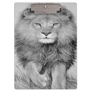 Porte - bloc/lion