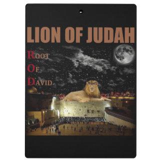 Porte-bloc Lion de Judah
