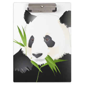 Porte-bloc Ours panda
