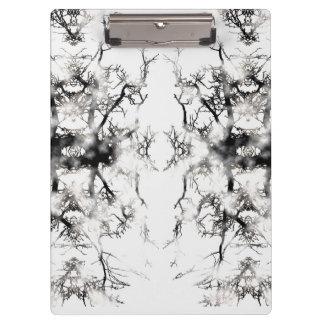 Porte-bloc Porte - bloc de branches d'arbre