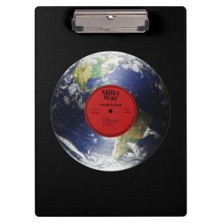 Porte-bloc Record mondial - porte - bloc