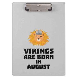 Porte-bloc Vikings sont en août Z7v9w nés