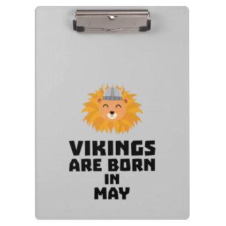 Porte-bloc Vikings sont en mai Z30b1 nés