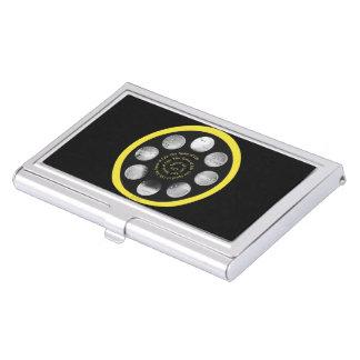 """Porte-cartes de bobine de film - """"la bobine en étui pour cartes de visite"""