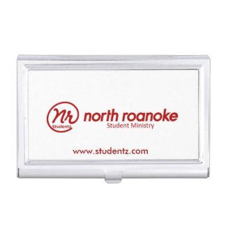 Porte-cartes de carte de visite de NR Studentz Boîtiers Pour Cartes De Visite