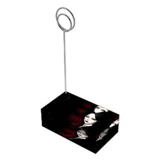 Porte-cartes De Table Gothique asiatique
