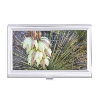 Porte-cartes De Visite Fleurs de yucca de Soaptree au Missouri supérieur