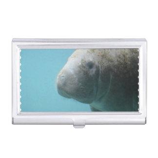 Porte-cartes De Visite Grand lamantin sous-marin